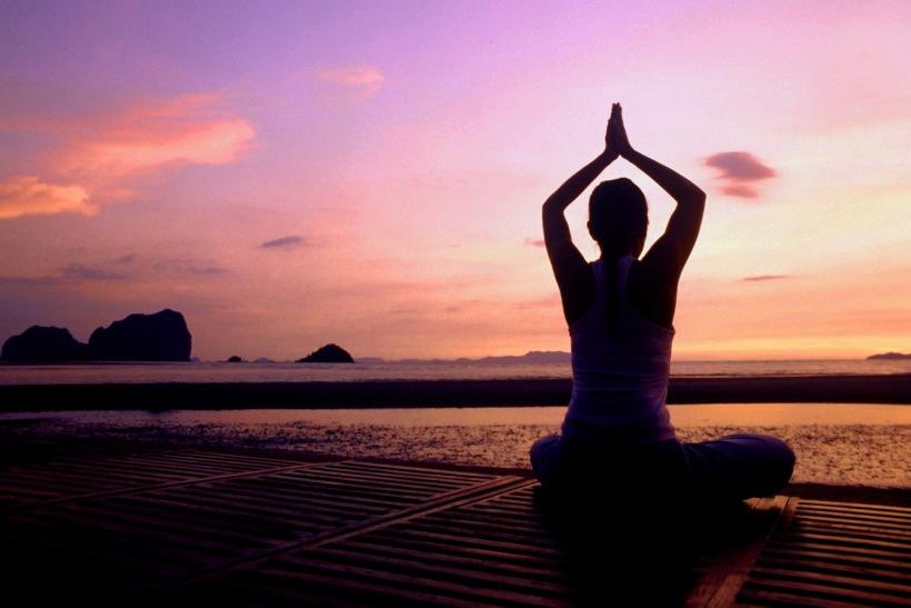 history of yoga