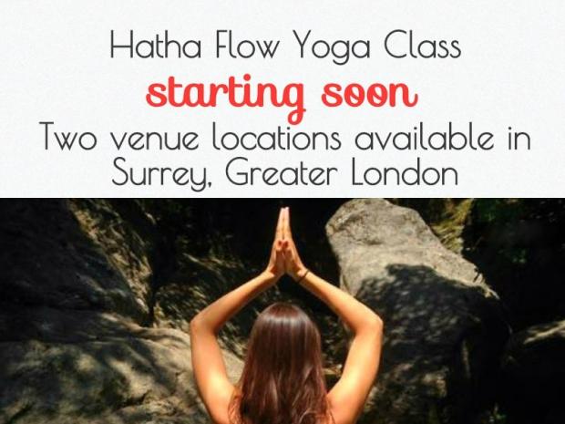yoga class in epsom