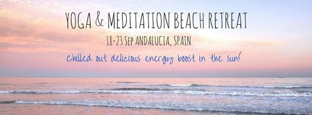 Meditation and Yoga Beach retreat in Spain