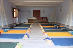 33 yoga Grazalema Retreat Center