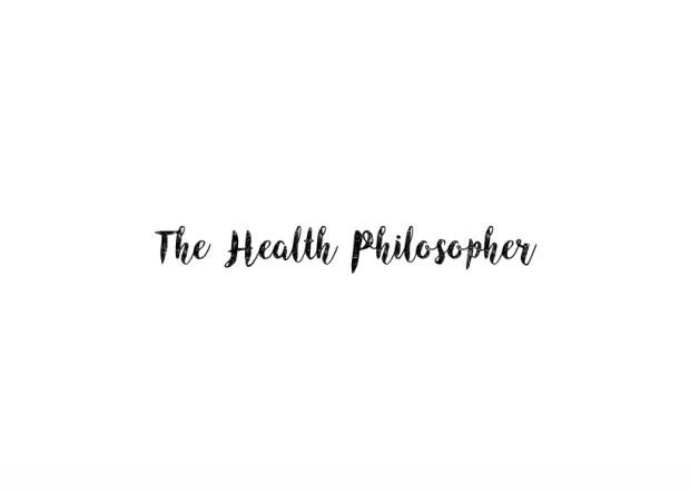 the health philosopher